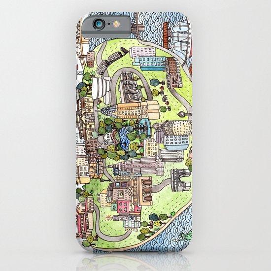 New York City Love iPhone & iPod Case