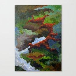 Forest Glen Canvas Print