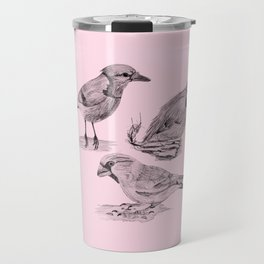 Candy Birds  2 Travel Mug