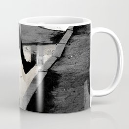 Across the puddle Coffee Mug