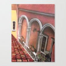 Three Arches Canvas Print