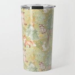 Woodland Nursery - Woodland Friends Travel Mug