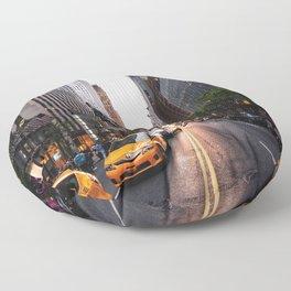 Manhattanhenge, 2018.05.30 Floor Pillow