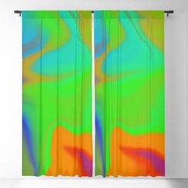 Hurricane Glow Blackout Curtain