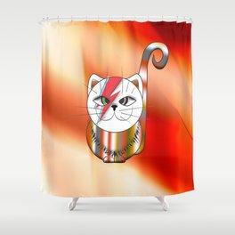 MIMI STARDUST Shower Curtain