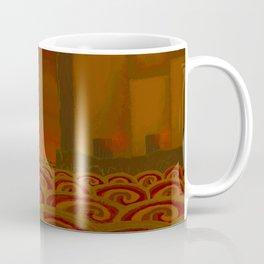 Multitudinous Seas Incarnadine Coffee Mug