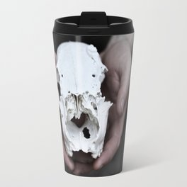 The wild flowers grows here Travel Mug