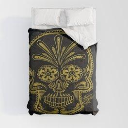Muerte De Oro Comforters