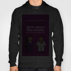 My scarface lego dialogue poster Hoody
