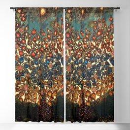 The Tree of Life (L'arbre de Vie) by Seraphine Louis Blackout Curtain