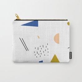 terrazzo confetti Carry-All Pouch