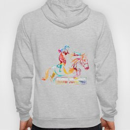 Show Jumping Gift Hoody