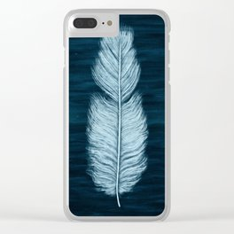 Sea & Sky Clear iPhone Case