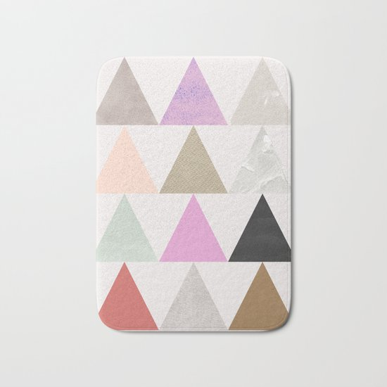 colour + pattern 25 Bath Mat