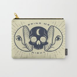 Kill the Sun, Bring Me Night Carry-All Pouch