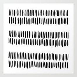 Ned I Art Print