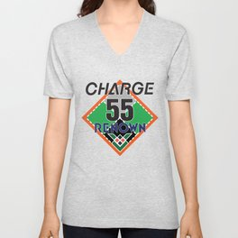 Mazda 787B 24H of Le Mans Winner Unisex V-Neck