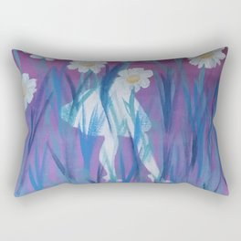 Pretty Things [Disappear] Rectangular Pillow