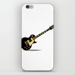 Solid Blues iPhone Skin
