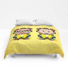 Breaking Bit Comforters