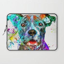 American Pit Bull Terrier Laptop Sleeve