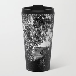 Midtown through Trees Travel Mug