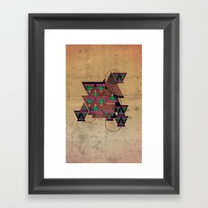 Lar Framed Art Print