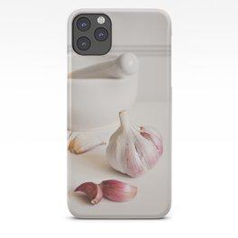 Garlic. iPhone Case