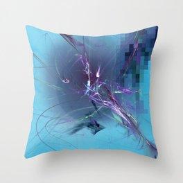 Salvage Throw Pillow