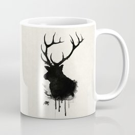 Elk Coffee Mug