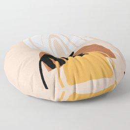 Palm desert Floor Pillow