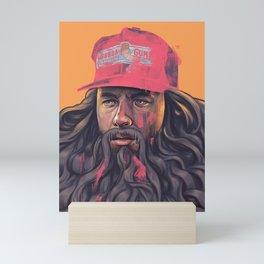 Forrest Gump Mini Art Print