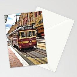 Tram Stationery Cards