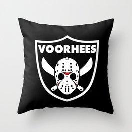 Voorhees Throw Pillow