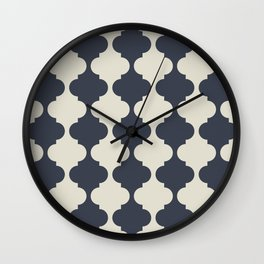 Arab Palaces II Wall Clock