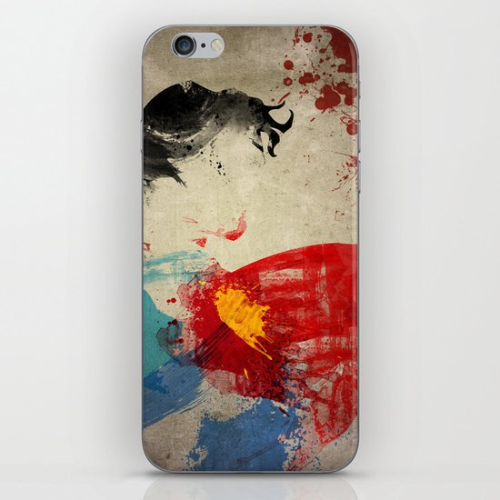 The One iPhone & iPod Skin