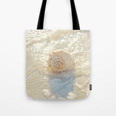 Whelk in the Sea Tote Bag