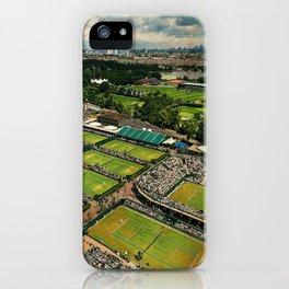 Wimbledon & London iPhone Case