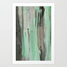 Abstractions Series 005 Art Print