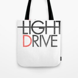 City Light Drive Tote Bag