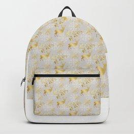 GOLDEN DEER - Ash  Backpack