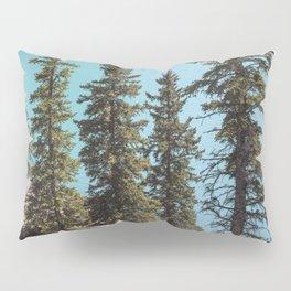 Moraine Lake Vertical Print Pillow Sham
