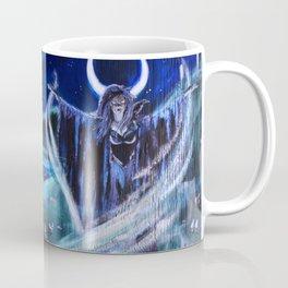 """Goddess Macha"" by Rev. Paul Messerle, HP Coffee Mug"
