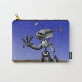 Mr Robo Carry-All Pouch