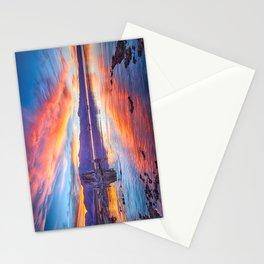 Mono Lake Sunset Stationery Cards