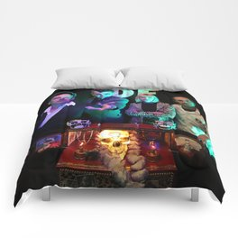 Das Fenster & the Alibis Band Photo Comforters
