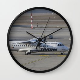 Tarom ATR 42-500 Wall Clock