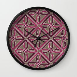 berry protractor snakes Wall Clock