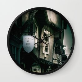 Shambles Magic Wall Clock