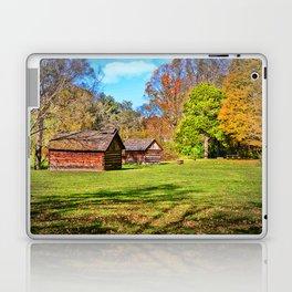 Johnson City Tennessee Cabins Laptop & iPad Skin